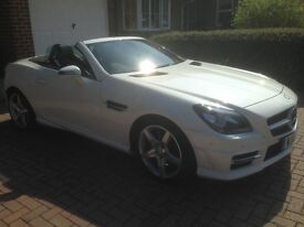 SLK 250 CDI AMG Sport 7 Speed Tiptronic
