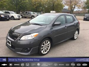 2009 Toyota Matrix XRS | ONE OWNER |