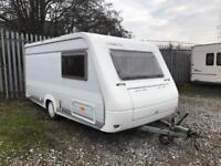Fleurette Tamaris Pop Top 2 Berth Lightweight Caravan