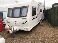 Touring caravan Bailey Olympus