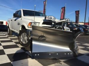 2016 Ram 2500 SLT 6.7L Diesel with New Fisher Plow