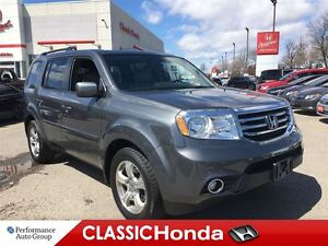 2013 Honda Pilot EX-L | CLEAN CARPROOF | LEATHER | ONE OWNER |