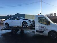 MR T scrap car's collection and Breakdown Recovery Service 24/7