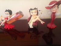 Berry Boop Figurines