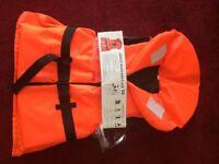 Adults'Bouyancy Swim Jacket - Orange