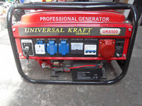 ELECTRIC START PETROL GENERATOR 4 STROKE