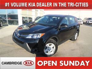 2015 Toyota RAV4 LE / AWD / *AUTO* / 54KM Cambridge Kitchener Area image 1