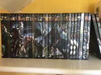 33 x Marvel Graphic novel books for sale