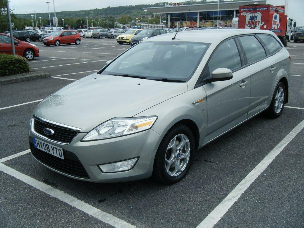 2008 ford mondeo zetec 2 0 tdci estate long mot px welcome tow bar low miles we. Black Bedroom Furniture Sets. Home Design Ideas