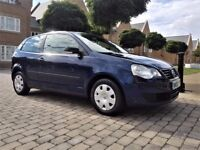 2008 VW POLO 1.2 E 3dr LOW MILES NEW MOT *1 OWNER* *HPI CLEAR*