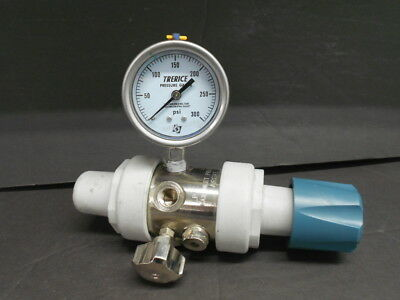 Airgas Y12-215d High Purity Two Stage Regulator 5