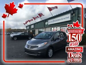 "2016 Nissan Versa Note 1.6 SV "" YEAR END SALE """