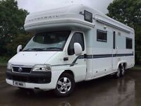 2005 05 AUTO-TRAIL 2.8TD ARAPAHO SE~VERY LOW MILES WITH FSH~6 BERTH~8 YEAR FINANCE AVAILABLE!!