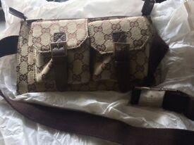 Genuine Gucci waistbag