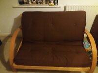 Double futon for sale.