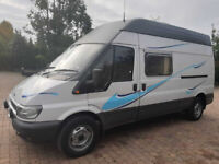 Ford, TRANSIT, camperVan, 2004, Manual, 2402 (cc)