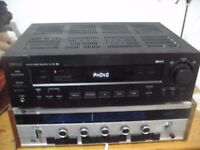 Powerful TEAC AG-790A 2x 100W hi-fi receiver, with phono input