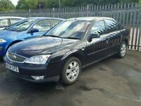 2004 diesel mondeo reduced