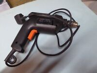 Black and Decker Drill and Jigsaw.