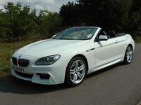 BMW 6 Series Convertible 640d M-Sport