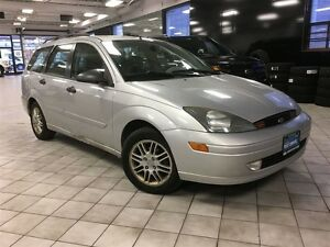 2004 Ford Focus SE Station Wagon, Trade in with Car Proof Verifi