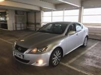 LEXUS IS250 V6 SE..2006..SALOON..CVT AUTO WITH PADDLESHIFT..HPI CLEAR.2 OWNERS..FULLY LOADED.BARGAIN