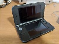 Unboxed Great condition New 3ds XL unboxed and with charger and cradle.