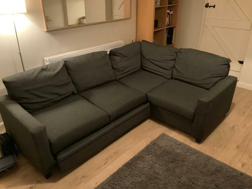 Corner sofa with pull out bed   in Corbridge ...