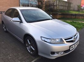 2006 Honda Accord Saloon Facelift 2.2 i CTDi Sport 4dr in immaculate condition 1 owner