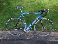 Fausto Coppi San Remo Road Bike. 58cm frame.