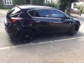 Vauxhall Astra 1.6 SE Petrol Half Leather