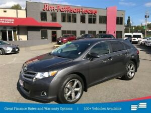 2015 Toyota Venza LE V6 w/ Back up camera