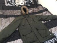 Mes's Supply&Demand parka coat XL