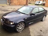BMW e46 330d 2004 204bhp