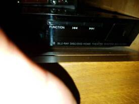 Sony home theatre Bluetooth Blueray 3D system