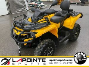 2016 Can-Am Outlander Max 650 XT