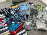 Baby Boys clothes Bundle 18-24 months