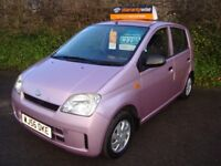 DAIHATSU CHARADE 1.0 SL 5door finished in metallic PINK