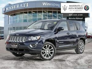 2015 Jeep Compass Limited: Leather, Power and Heated Seats