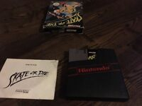 Nintendo NES Games Bundle, NES Advantage and Zapper