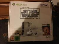 Xbox 360 320GB Star Wars Kinect Console - Limited Edition (Xbox 360)