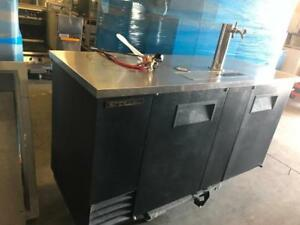 69 True tdd-3 beer  Kegerator keg fridge for only $1395 ! Shipping avaiable