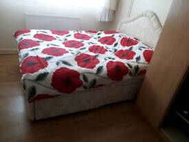 Bed and furniture please call my number 07892620746