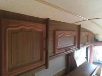 Caravan cupboard door set set (1)