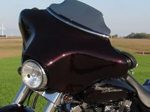 2007 harley-davidson FLHX Street Glide   Merlot Pearl and Stage  London Ontario image 9