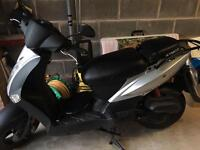 Kymco Agility 50 Scooter 2016