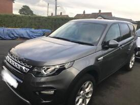 Land Rover Discovery HSE Automatic 180bhp 7 seat (66 reg)