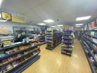 Newsagent/Mini Market Shop Business For Sale - Busy Main Road - Near Shopping Centre - Flat Included