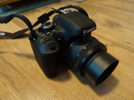 Canon EOS 750d Camera + 3 lenses + Accessories