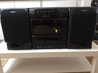 Sony Stereo System HCD-H505